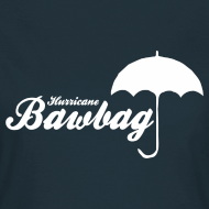 Design ~ Hurricane Bawbag Brolly