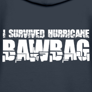 Design ~ I Survived Hurricane Bawbag