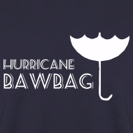 Design ~ Hurricane Bawbag Brolly Up