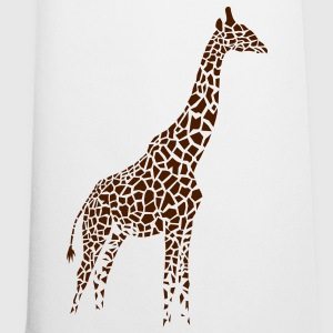 giraffe afrika serengeti camelopard safari zoo animal wildlife desert  Aprons - Cooking Apron