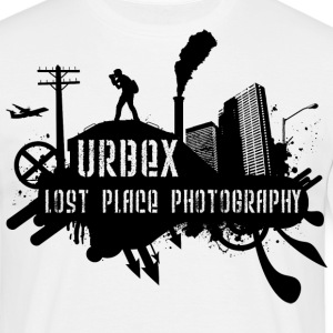 Lost Place Photography Black T-Shirts - Männer T-Shirt