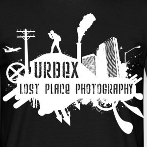 Lost Place Photography White T-Shirts - Männer T-Shirt
