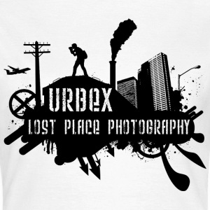 Lost Place Photography Black T-Shirts - Frauen T-Shirt
