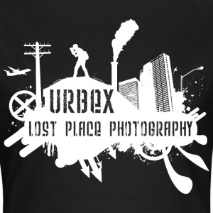 Lost Place Photography White T-Shirts - Frauen T-Shirt