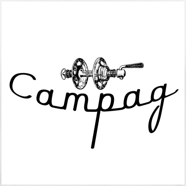 Vintage Campagnolo Hub - Retro Heaven...