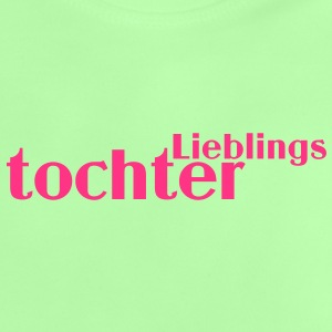 Lieblingstochter Baby T-Shirts - Baby T-Shirt
