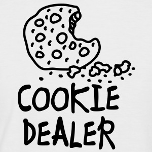cookie_dealer T-Shirts - Männer Baseball-T-Shirt