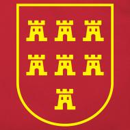 Motiv ~ Retrotasche mit dem Wappen der Siebenbürger Sachsen