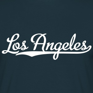 Los Angeles T-Shirt - T-shirt herr