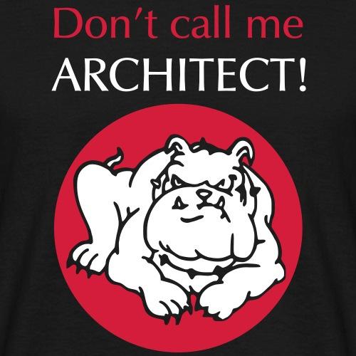Don't call me architect!, Bulldog, bicolor