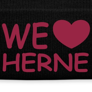 WE ♥ HERNE - Wintermütze - Wintermütze