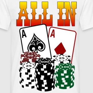 ALL IN T-Shirts - Männer T-Shirt