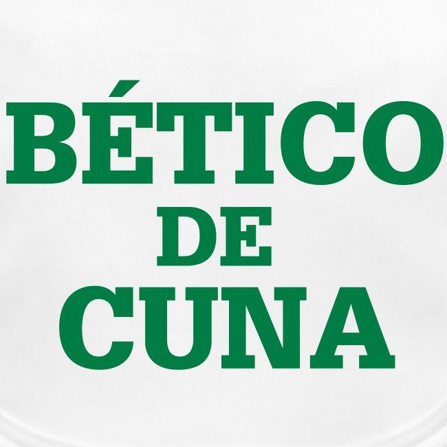 Babero - BÉTICO de Cuna