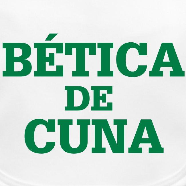 Babero - BÉTICA de Cuna
