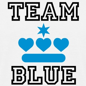 Team blue | Boy | Junge | Baby T-Shirts - T-skjorte for menn
