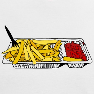 Belgian Fries - Women's Ringer T-Shirt