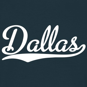 Dallas T-Shirt - T-shirt herr