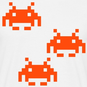 Spaceinvader T-Shirts - Men's T-Shirt