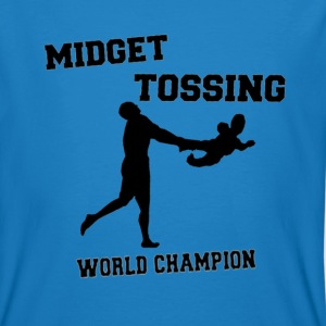 Midget Tossing 100% organic cotton Tee - Men's Organic T-shirt
