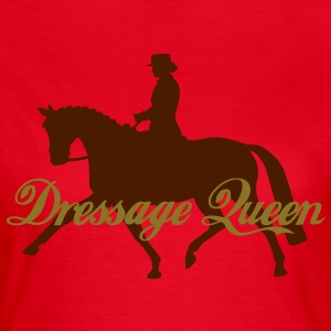 Dressage Queen II - Frauen T-Shirt