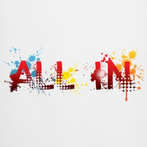 All In Graffiti - Cooking Apron