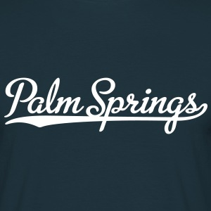 Palm Springs T-Shirt - T-shirt herr