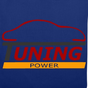 tuning power Borse - Borsa di stoffa