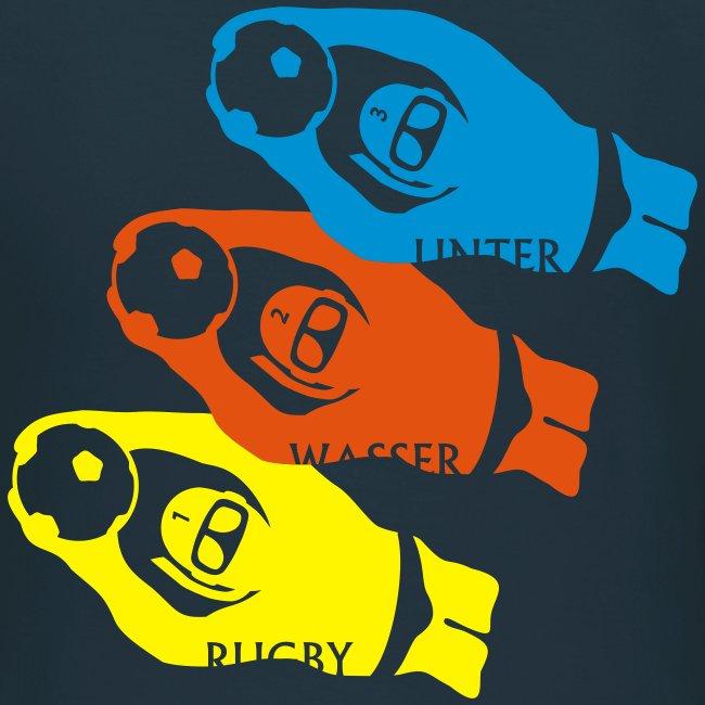 3 UWR Spieler [Damen, classic]