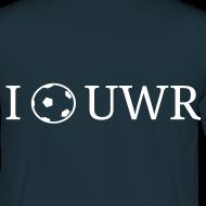 Motiv ~ I Love UWR (Herren)