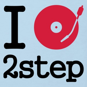 I dj / play / listen to 2step :-: - Kinder Bio-T-Shirt