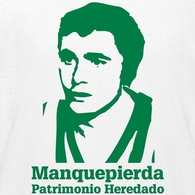 "Camiseta Adolescente ""Patrimonio Heredado"""