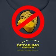 Design ~ Detailing World 'No Sponge or Leathers' Hooded Fleece Top