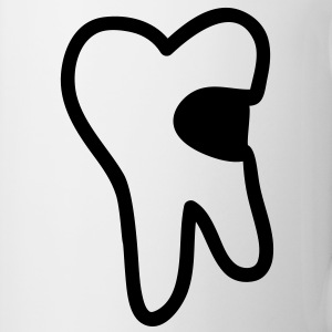 hole_in_the_tooth Tassen - Tasse
