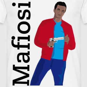 Mafia Shirt, Mafiosi Shirt - Men's T-Shirt