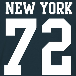 New York T-Shirt - T-shirt herr