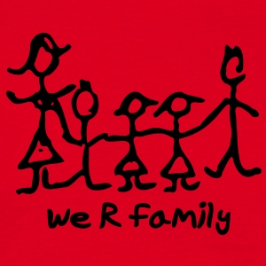 We are family - Männer T-Shirt