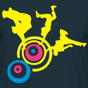 break dance hip hop danseur17 Tee shirts - T-shirt Homme