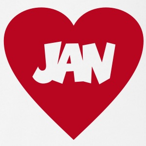 I love Jan Shirts - Rompertje