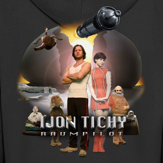 Ijon Tichy: Raumpilot Männer Pullover