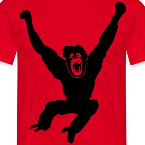 Affe Gorilla Schimpanse Orang Utan Monkey Ape Chimp