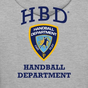 HANDBALL Department - Sweat-shirt à capuche Premium pour hommes