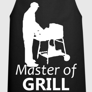 master of grill  Aprons - Cooking Apron