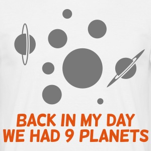Back In My Day 2 (2c)++ T-shirts - Mannen T-shirt