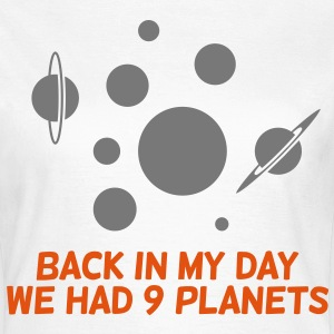 Back In My Day 2 (2c)++ T-shirts - Dame-T-shirt