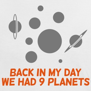Back In My Day 2 (2c)++ T-Shirts - Women's Ringer T-Shirt