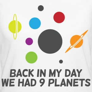 Back In My Day 2 (dd)++ T-shirts - Vrouwen Bio-T-shirt