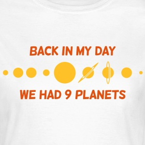 Back In My Day 1 (2c)++ T-shirts - Vrouwen T-shirt