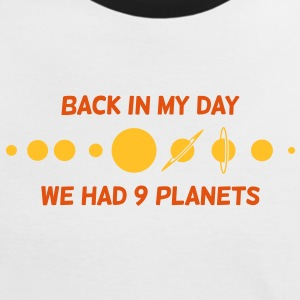 Back In My Day 1 (2c)++ Tee shirts - T-shirt contraste Femme