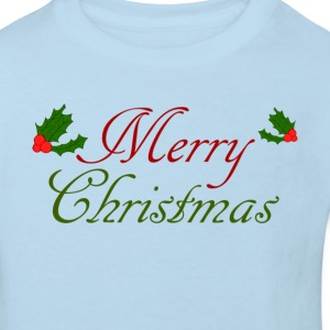 merry christmas Shirts - Kids' Organic T-shirt