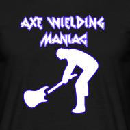 Design ~ Metal Guitarist T-Shirt